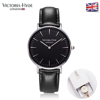 All Black Unisex Lover S Watches Rose Gold Case Simple Lady Dress Wristwatch For Men Women