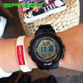 Available 2017 New Brand SANDA Watch Men Military Sports Watches Fashion Swimming Waterproof LED Digital Watch For Men OP001