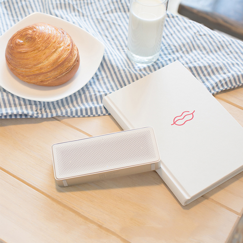 Xiaomi Mi Radio Bluetoth Speaker Square Box 2 Stereo Portable Bluetooth 4.2 HD High Definition Sound Quality Play Music C0