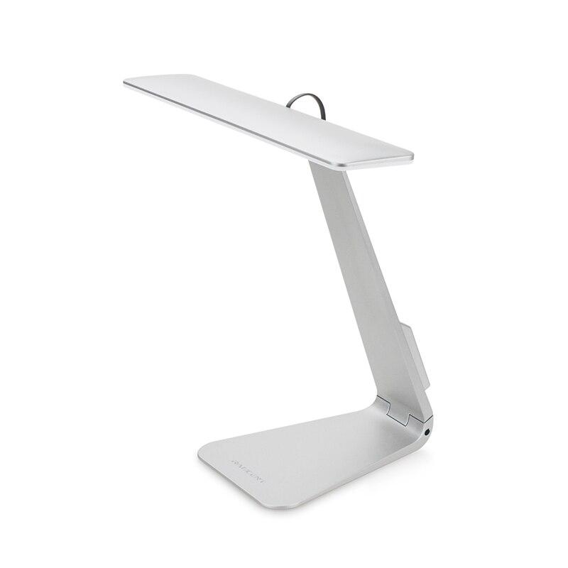 Ultra-mince Mac Style 200LM LED 3 Mode de Gradation Tactile Interrupteur lampe de Lecture Table Lampe Construit dans La Batterie Lampe de Bureau Lumière Douce Nuit Lumière