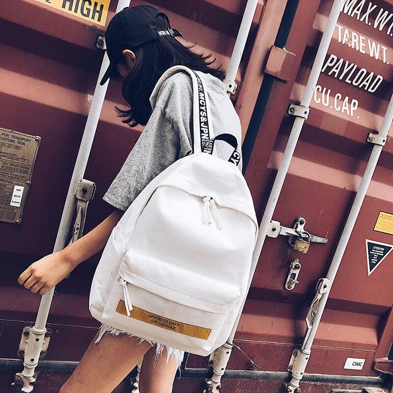 New Travel Japan Women Backpack,leisure Adolescent Girl Backpack,canvas Fashion Backpack Female,mochila Escolar Bagpack