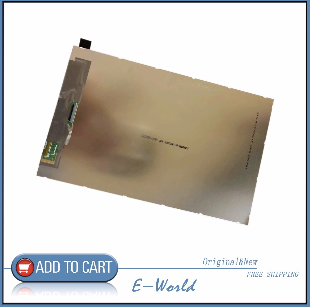 Original 10.1inch LCD screen for T580 tablet pc free shipping original and new 10 1inch lcd screen 150625 a2 for tablet pc free shipping