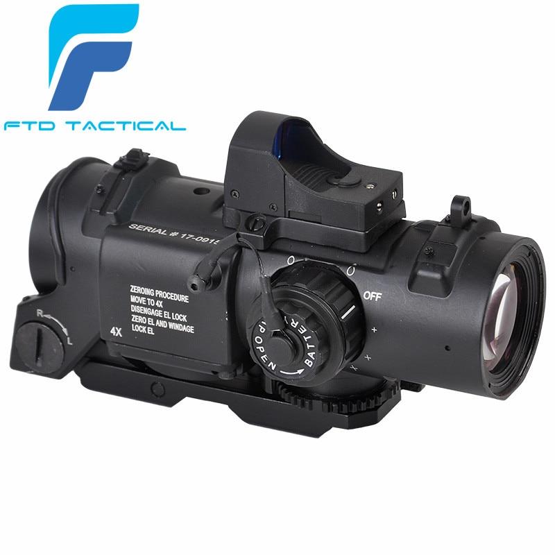 4X Fixed Optic Scope4X Fixed Optic Scope