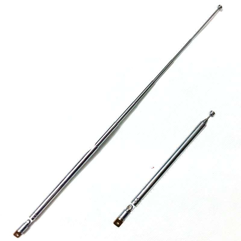 Tecsun Original Replacement Radio Steel Whip Antenna Good PL-660 PL-600 PL-310 PL-380 R-9012 PL-360 D-808 PL-880 S-2000 Antenna