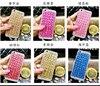 wholesale factory price new luxury bling phone bagFor LG K10 case cover For apple DIY Diamond mobile back cover