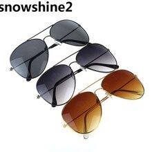 snowshine2 #3001 Hot Men and women Classic Metal Designer Sunglasses New free shipping