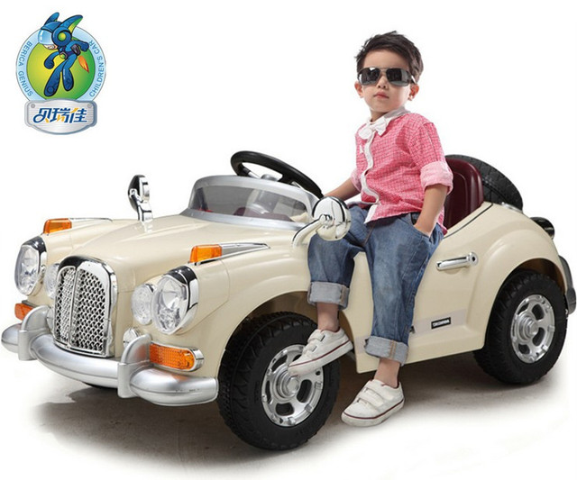 Berry Best 128 Children S Dual Drive Four Way Electric Car