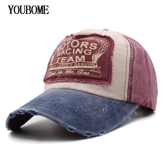 01918ef3b1e YOUBOME Snapback Hats For Men Women Baseball Cap Trucker Casquette ...