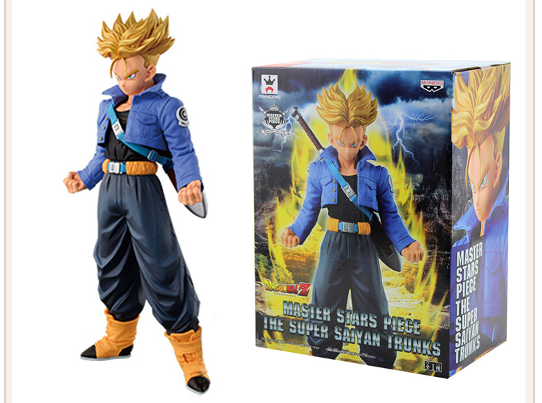 19CM Dragon Ball Z Trunks Action Figure PVC Collection figures toys for christmas gift brinquedos with Retail box 16cm monkey king goku dragon ball z action figure pvc collection toys for christmas gift brinquedos collectible with retail box