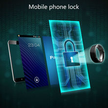 Privacy Protection for Android Smart Phones Fashion Ring
