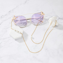 Fashion glasses chain hanging neck retro sunglasses rope glasses chain Eyeglasses Frames