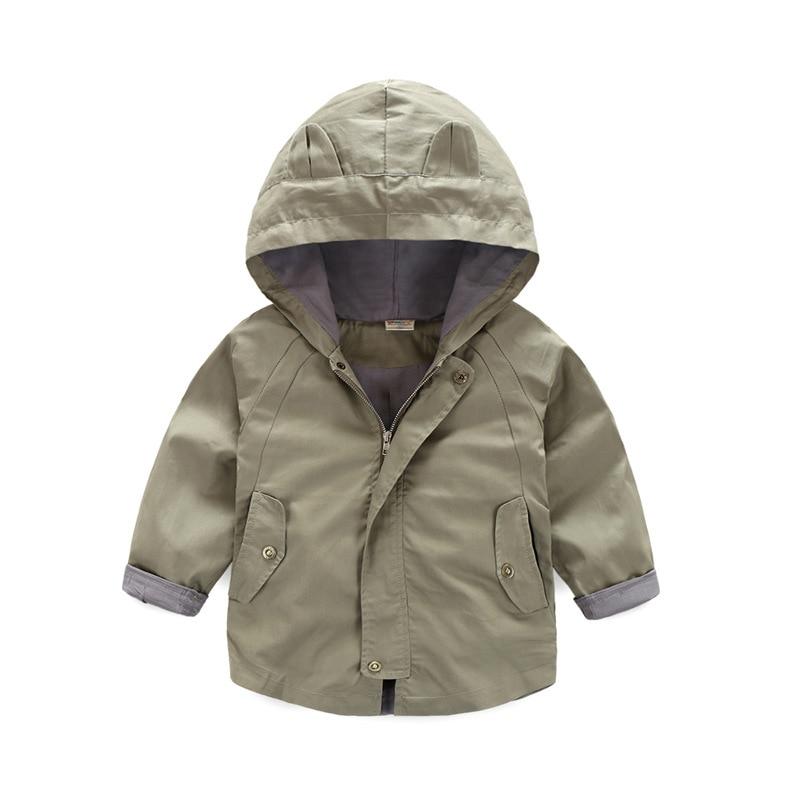 Aliexpress.com  Buy Kids Clothes Boy Jacket Winter Children Outerwear Long Baby Hooded Jackets ...