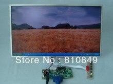 VGA contoller board + 15.6inch 1920*1080 B156HW01 Lcd Panel DIY monitor