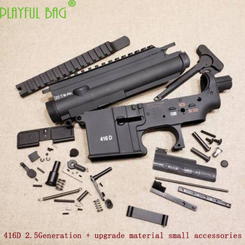 LDT HK416 Upgraded Material Accessories Advanced Edition Suite 2.5 Generation Initial Edition Water Bullet Nylon Split Case OI69