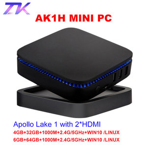 AK1 Win10 LINUX MINI PC Intel