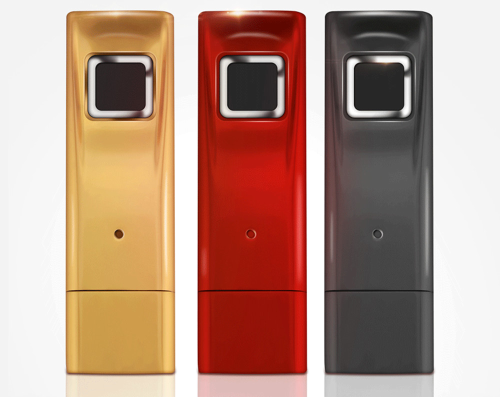 Empreinte digitale chiffrée U disque 32 GB 64 GB 128 GB métal USB 3.0 clé USB clé USB entreprise U disque USB 3.0 lecteur Flash