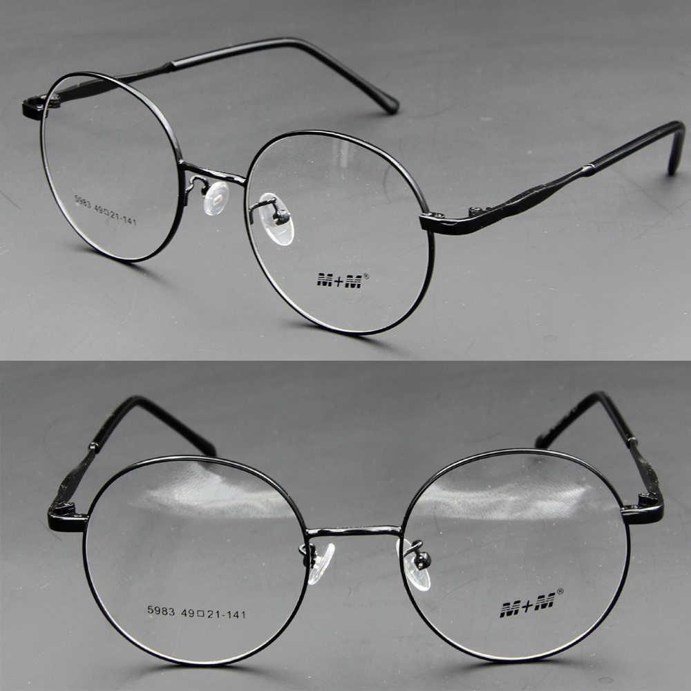 Round Retro GLASSES FRAME CUSTOM MADE OPTICAL READ...