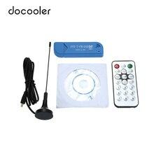 Портативный цифровой USB 3. 0 мини-ТВ-адаптер DVB-T + DAB + FM RTL2832U + R820T2 Поддержка SDR-тюнер приемник android ТВ аксессуары 2,0