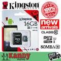 Kingston micro sd карты памяти 16 ГБ 32 ГБ 64 ГБ 128 ГБ 256 ГБ класса 10 tarjeta microsd картао де memoria карт sd tf карта оптовая