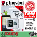 Kingston micro sd memory card 16gb 32gb 64gb 128gb 256gb class 10 tarjeta microsd cartao de memoria carte sd tf card wholesale