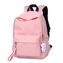 Preppy Style Women Girls Waterproof Backpack Teen Casual Shoulder School Backpack korean style Rucksack Mochila Feminina brand preppy style kanken school backpacks rucksack women leather backpack lady travel bag mochila feminina