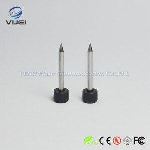 Image 5 - Elettrodi della giuntatrice della giuntatrice di fusione della fibra ottica di T 208 FTTH degli elettrodi di SKYCOM T 108H