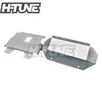 H TUNE 4x4 пикап мм 4 мм передняя защита двигателя Bash пластина крышка автомобиля Нижняя опорная пластина для Hilux Vigo 2004 2015