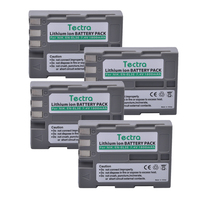 Tectra 4 PZ EN-EL3E EN EL3E 7.4 V/1800 mAh ENEL3E EN EL3E Li-Ion per Nikon D30 D50 D70 D90 D70S D300