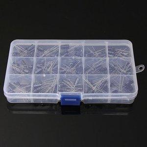 Image 2 - 200Pcs 15 Value Electrolytic Capacitor Assortment Box Kit