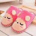 Children Slippers Winter Baby Girls Cotton Mop Shoes Kids Boys Cute Slipper Baby Home Slippers Indoor Children Velvet Shoes