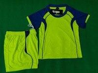 BENWON-아이의 사용자 정의 축구 유니폼 어린이 축구 정장 소년 축구 훈련 축구 키트 야외 sportwear