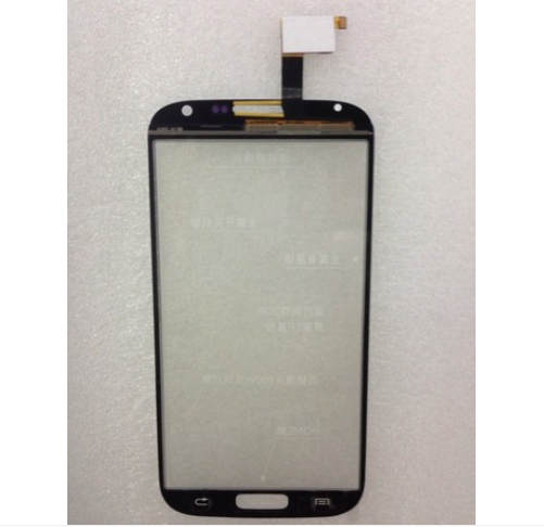New touch screen Digitizer For China S4 i9500 MET-S4 130414 Front Touch panel Glass Sensor FFU-217 C3 B4 A4 Free Shipping
