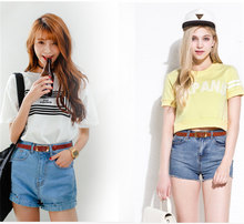 New Designer Women's Belts Fashion. Genuine Leather