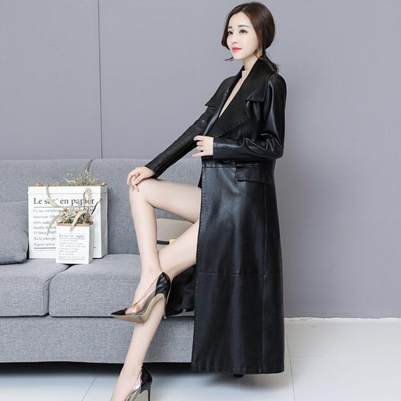 wreeima-Leather-Jacket-Autumn-2018-Women-s-New-PU-Leather-Jacket-Soft-Leather-Casual-Coat-Slim(2)