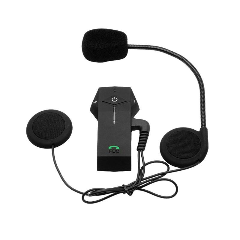 New 1000M BT Motorcycle Helmet Bluetooth Intercom Headset Earphone Headphone with NFC FM Radio Function For Phone/GPS/MP3 new 800m fm function bluetooth motorcycle snowmobile helmet intercom headset for phone gps mp3 intercomunicador motocicleta