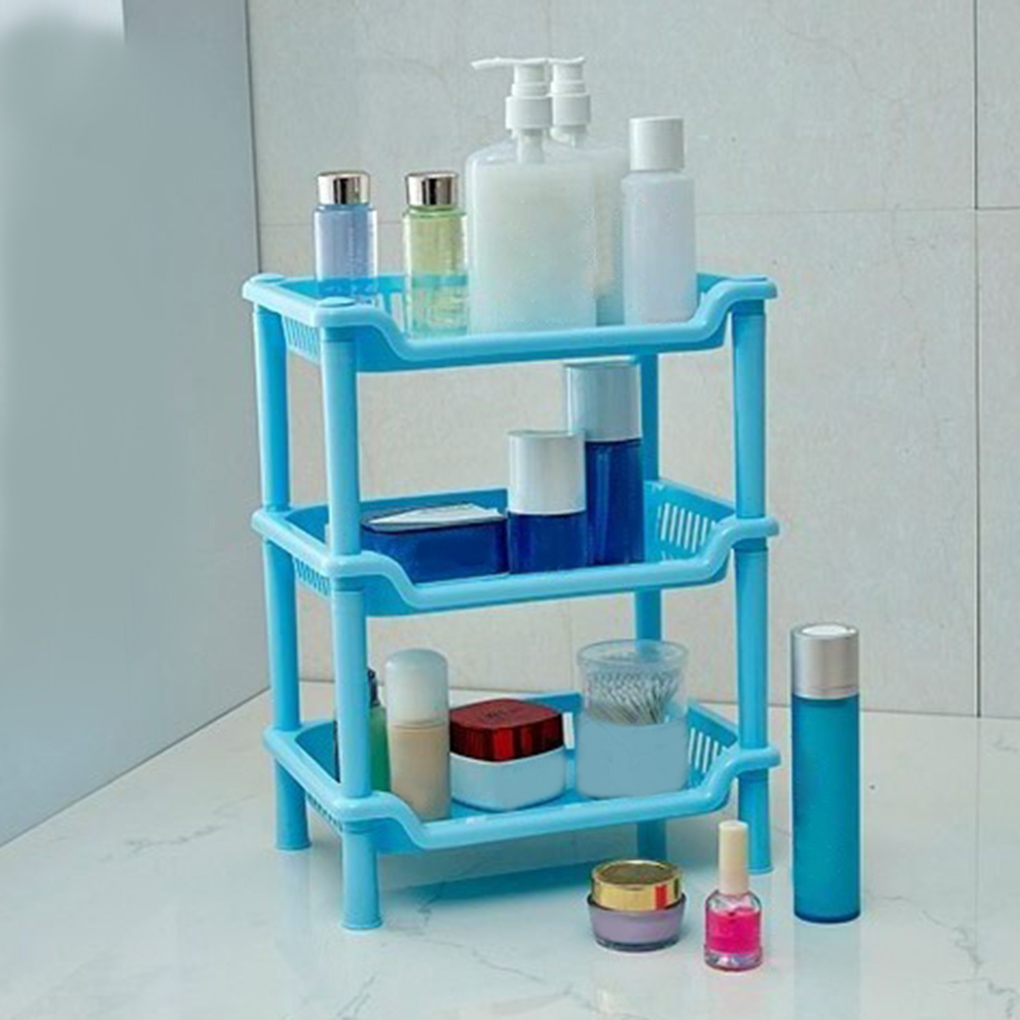 Occupy the home bathroom shelf plastic multi function kitchen corner ...
