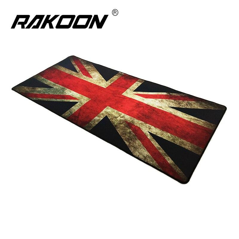Rakoon Super Grand Gaming Mouse Pad 40*90 CM Vitesse Version Serrure Bord Souris Tapis De Bureau Tapis De Souris Pour Dota 2