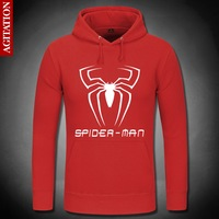 New Arrive The Amazing Spider Man Sweatshirts Hoodies Coat Hoody Marvel Pullover Sweatshirt Outerwear Clothes
