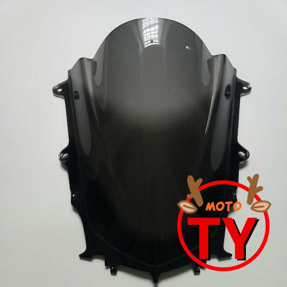 Motorcycle Wind Deflectore Windscreen Smoke Clear For Yamaha YZF1000 R1 2015 2016 2017 Bubble