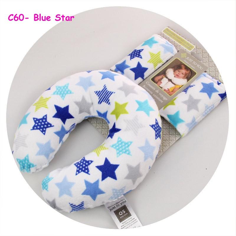 C60-blue star