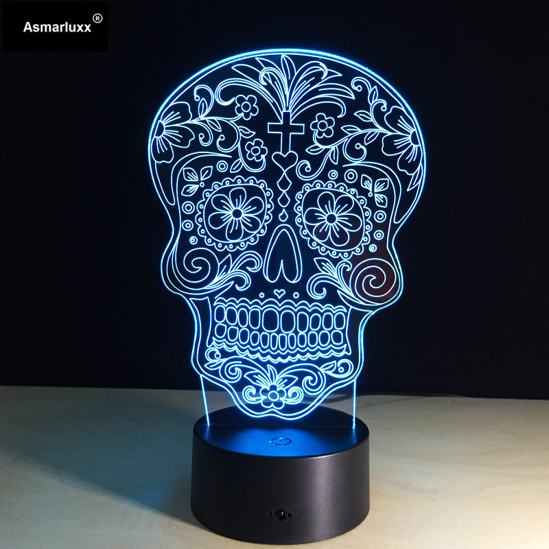 Asmarluxx 3D Night Lamp00377