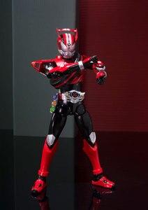 Image 2 - BANDAI ruhları Tamashii milletler S.H.Figuarts (SHF) aksiyon figürü Kamen Rider sürücü tipi hız 20 Kamen Rider başladı Ver.