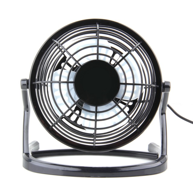 1pcs DC5V Mini Size USB Fan Portable Super Mute PC USB Cooler Cooling Desk Mini Fan Power Tools