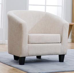 Европейский тканевая одноместная Софа стул интернет кафе кофе небольшой диван гостиничная комната кабинет компьютерный диван стул - Цвет: VIP 5