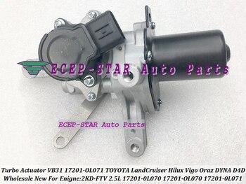 Turbo Electrinic Antrieb VB35 17201-30200 17201 30200 1720130200 Für TOYOTA HIACE DYNA 1KD 1 KDFTV 1KD-FTV D4-D 3.0L elektrische