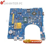 NOKOTION Laptop Motherboard For Dell Inspiron 17 5459 5559 5759 SR2EY I5 6200U CPU CN 0T66WJ 0T66WJ AAL15 LA D071P R5 M335 GPU