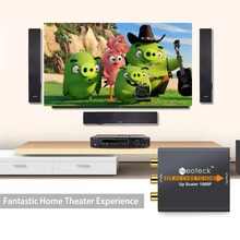 Neoteck 1080P 3RCA AV CVBS Composite To HDMI Converter for TV PC PS3 STB Xbox VHS VCR NTSC 720P/1080P AV to HDMI Adapter Scaler