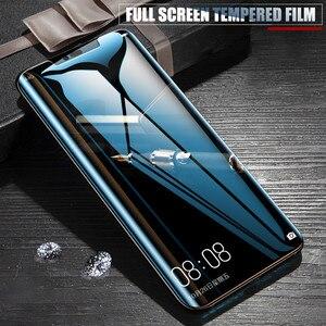 Image 5 - 9D מגן זכוכית על עבור Huawei Mate 20 10 פרו 20X9 לייט מסך מגן עבור Huawei P חכם מזג זכוכית סרט מקרה