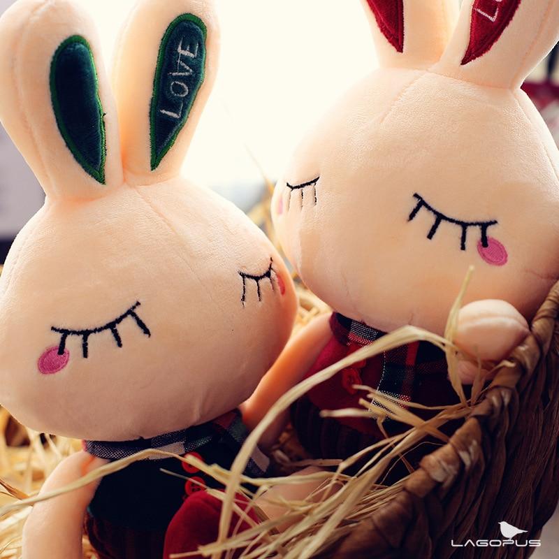 Stuffed e Plush Animais coelho casa nova Preenchimento : Algodão de Polipropileno