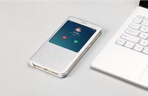 Image 2 - 100% Original Xiaomi Redmi Note 4x Case PU leather flip Case for Xiaomi redmi note 4x 4 X Cover ,Genuine xiaomi brand  5.5inch